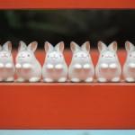 狛うさぎやうさぎおみくじが可愛い!京都岡崎神社へ初詣に行こう