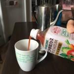 温めて飲んだらスープだった!「カゴメ野菜ジュースプレミアム」