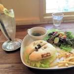 21種類の自家製フォカッチャ☆愛媛の隠れ家カフェ「MOKU」