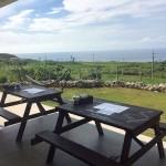 沖縄古宇利島の絶景オーシャンビュー!カフェ「フクルビ」