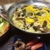 サフランが本格的!パエリア鍋を使った牛肉パエリアの作り方