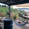 平安座島のカフェ「いっぷく屋」は海中道路のドライブ休憩に最適
