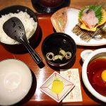 松山空港の鯛めし屋「かどや」で食べる愛媛の郷土料理が珍しい!