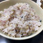 玄米雑穀は便秘解消に効果的!白米と一緒に炊飯器で炊いてみた