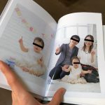 赤ちゃんの写真撮影が安い!セレベビーのデータでアルバム作成