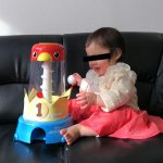 1歳娘がよく遊ぶ知育玩具5選*誕生日プレゼントにもおすすめ!
