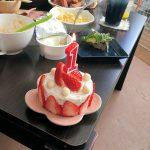 1歳の誕生日パーティー!おうちで赤ちゃん用ケーキを簡単手作り