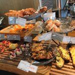 雑色のパン屋「トーチドットベーカリー」でゆったりカフェランチ