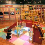 横浜中華街「おもしろ水族館」水槽すべり台は赤ちゃんも楽しい!
