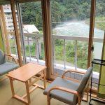 宇奈月温泉ホテル『桃源』は貸切露天風呂あり!子連れ向けサービスも