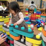 横浜ベイクォーターの子供遊び場!ダッドウェイプレイスタジオ