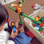 ポリエムは2歳におすすめの知育ブロック!遊んだ感想&レビュー