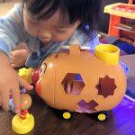 型はめブロック6種!娘が0歳から2歳で遊んだものをまとめてみる
