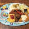 石垣島あさひ食堂でがっつり沖縄料理!特盛お子様ランチも美味!