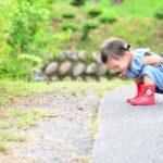 雨の日に2歳児とおでかけ!ベビーカー・自転車・歩きに必要なもの