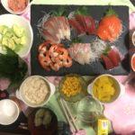 手巻き寿司でお祝い!娘のひなまつりに一工夫したおすすめの具は?